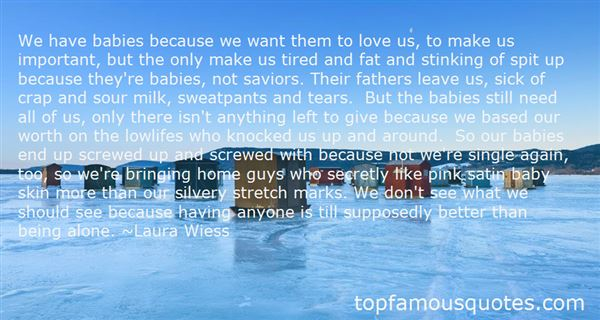Quotes About Baby Stretch Marks