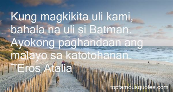 Quotes About Bahala Ka