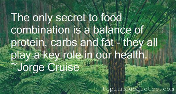 Quotes About Balance And Health