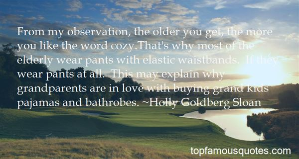 Quotes About Bathrobes