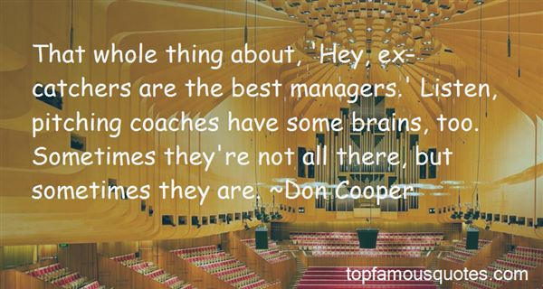 Quotes About Best Manager