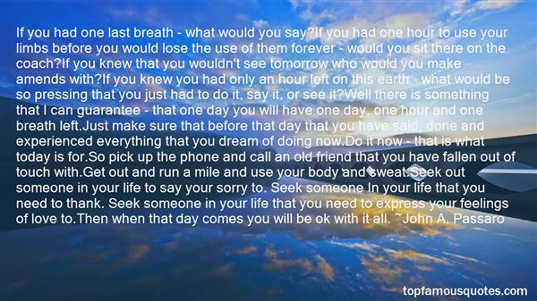 Quotes About Breath Of Life