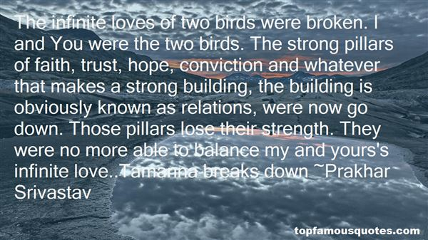 Quotes About Broken Trust In Love