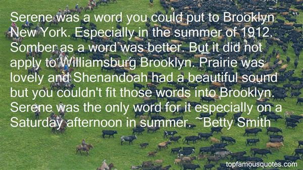 Quotes About Brooklyn New York
