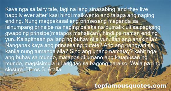 Quotes About Buhay Ng Tao