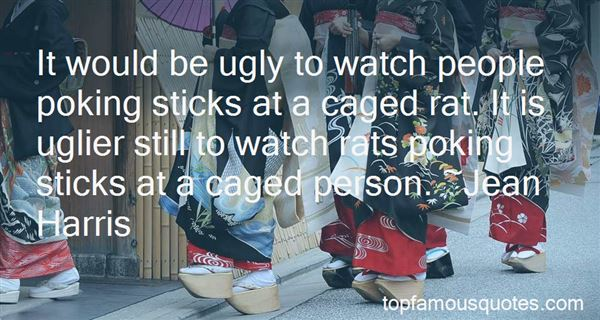 Quotes About Caged Person