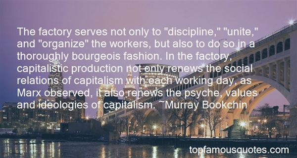 Quotes About Capitalism Marx