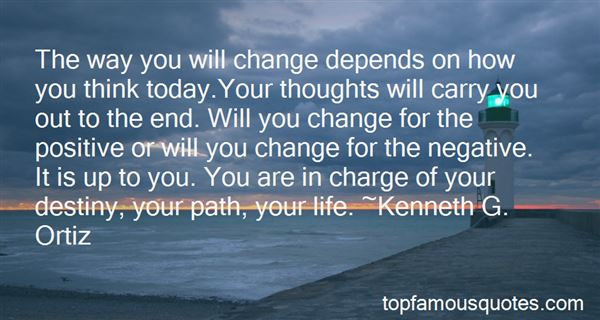 Quotes About Change For The Positive