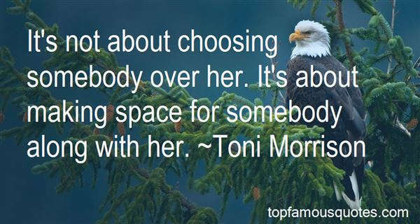 Quotes About Choosing Me Over Her