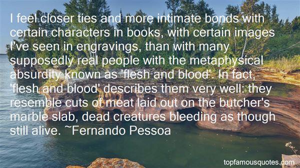 Quotes About Close Bonds