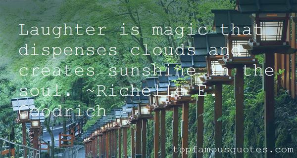 Quotes About Clouds And Sunshine
