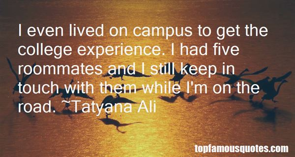 Quotes About College Roommates