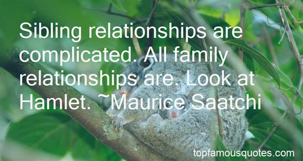 Quotes About Complicated Family Relationships