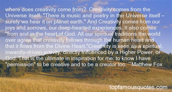 Quotes About Creativity And Inspiration