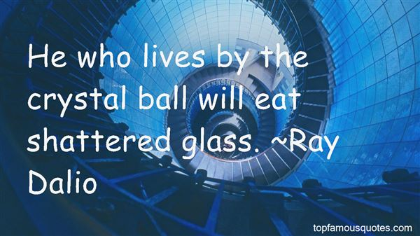 Quotes About Crystal Glass