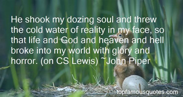 Quotes About Cs Lewis