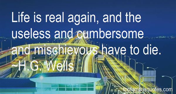 Quotes About Cumbersome