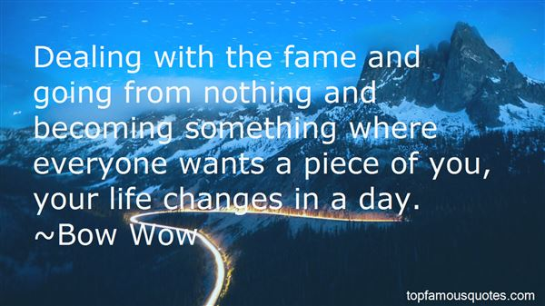 Quotes About Dealing With Life Changes