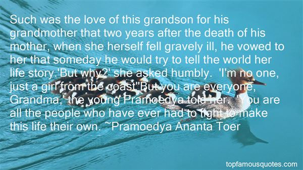 Quotes About Death Of A Grandma