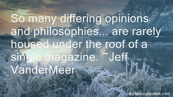 Quotes About Differing Opinions