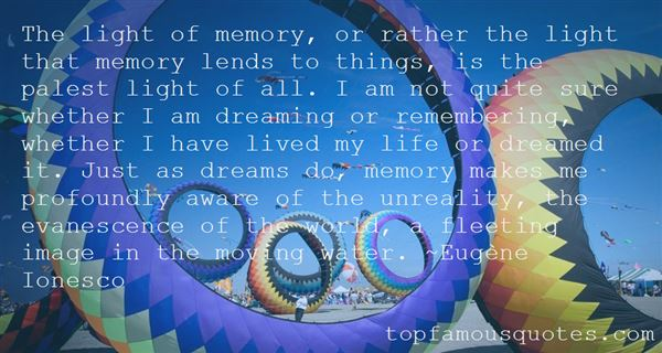 Quotes About Dreams Reality