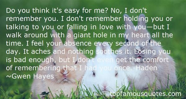 Quotes About Easy To Fall In Love