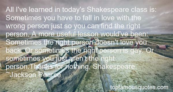 Quotes About Fall In Love With The Wrong Person