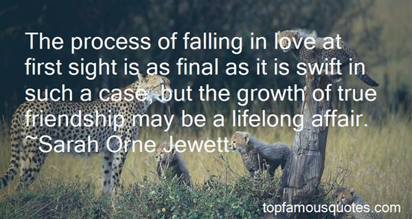 Quotes About Falling In Love At First Sight