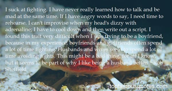 Quotes About Fighting With Boyfriend