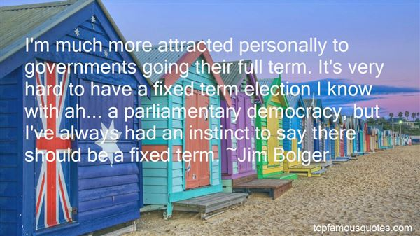 Quotes About Fixed Election
