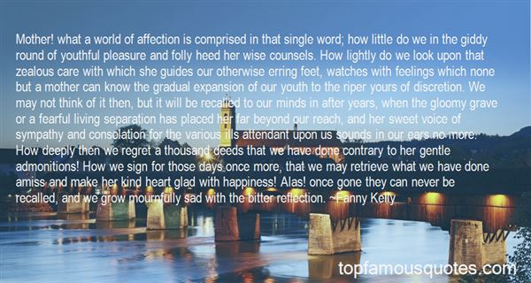 Quotes About Folly Of Youth