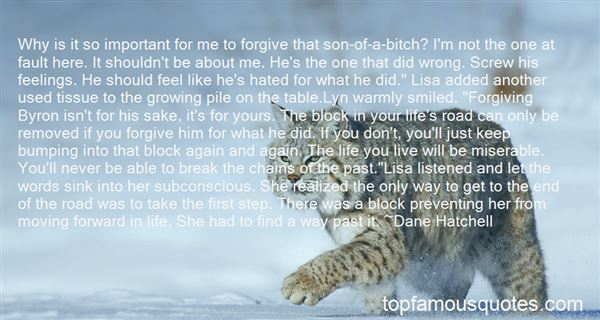 Quotes About Forgiving Him