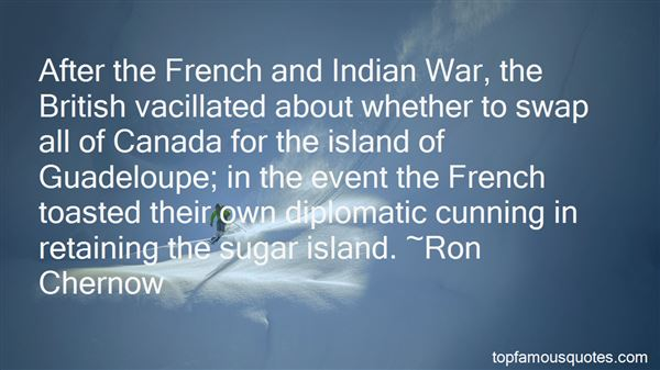 French And Indian War Quotes: best 1 famous quotes about ...