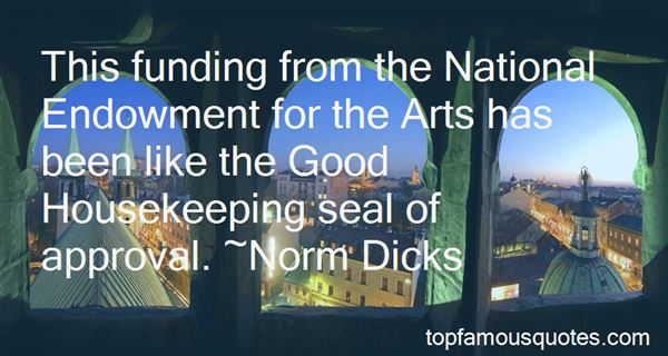 Quotes About Funding The Arts