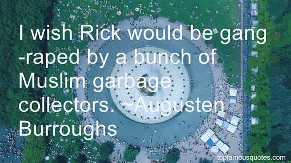 Quotes About Garbage Collectors