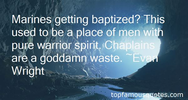 Quotes About Getting Baptized