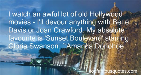 Quotes About Gloria Swanson