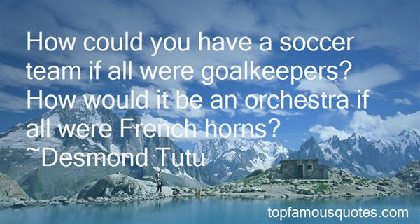Quotes About Goalkeepers