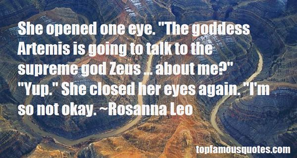 Quotes About Goddess Artemis