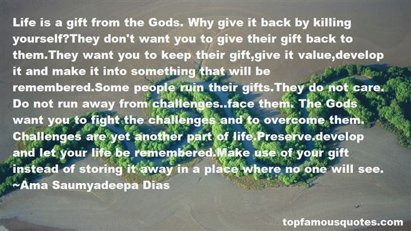 Quotes About Gods Gift Of Life