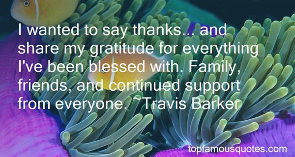 Quotes About Gratitude For Support