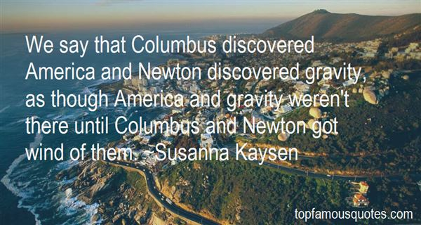 Quotes About Gravity Newton