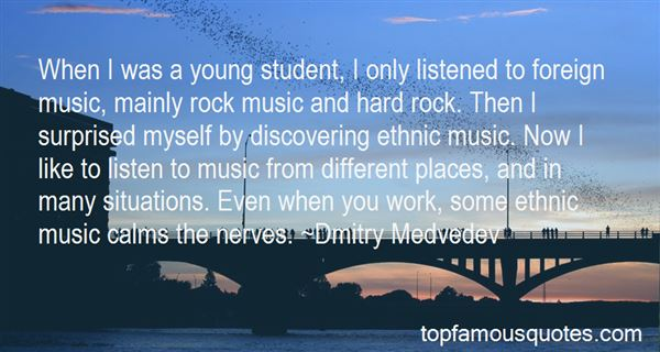 Quotes About Hard Rock Music