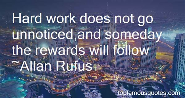 Quotes About Hard Work And Rewards
