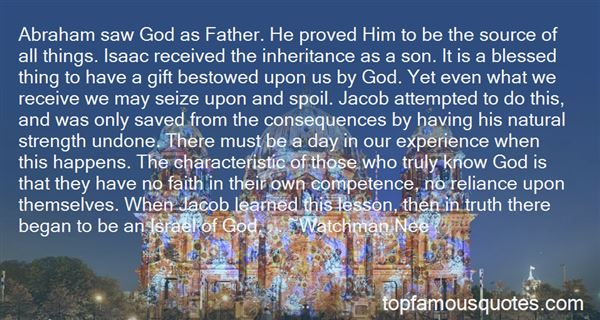 Quotes About Having Faith In God