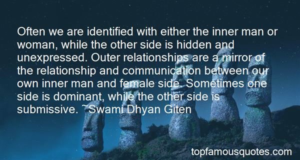 Quotes About Hidden Relationships