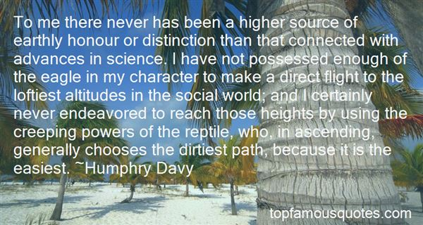 Quotes About Higher Heights