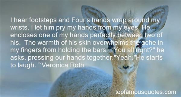 Quotes About Holding Hands Together