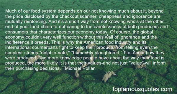 Quotes About International Food