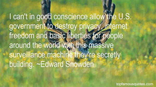 Quotes About Internet Freedom